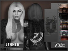 Ade - Jenner Hairstyle (DEMO)