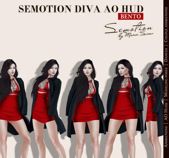 SEmotion Diva AO HUD 3.9