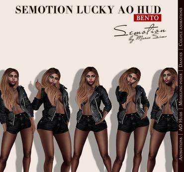 SEmotion Lucky AO HUD 3.9