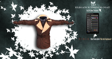 ^TD^ Elegance Trench Coat Hud Controlled 20 x 6 Pattern&5 Sizes