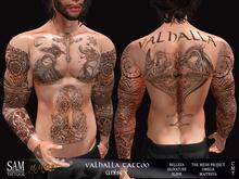 [SAM TATTOOS] - VALHALLA TATTOO