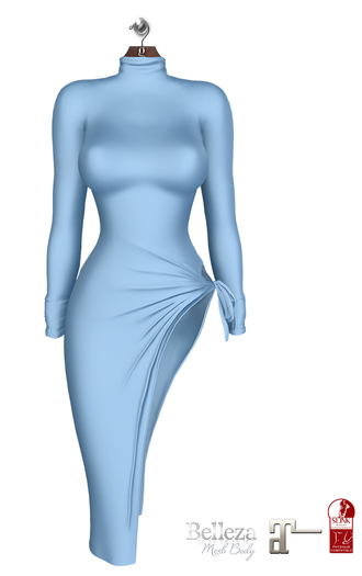Giz Seorn - Bowie Dress [Blue]