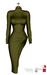 Giz Seorn - Bowie Dress [Green]