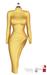 Giz Seorn - Bowie Dress [Lemon]