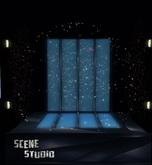 COSMOS backdrop Box