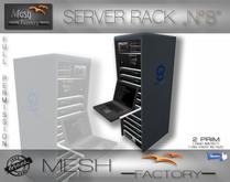 "Server Rack ""No1"" [c/m/t]"