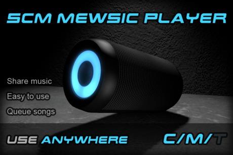 ~ SCM Mewsic Player ~