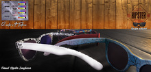 ^TD^Formal Hipster Sunglasses 12 color 4 textures hud control