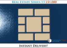 50% OFF SALE! RAW Terrain File: Real Estate Series