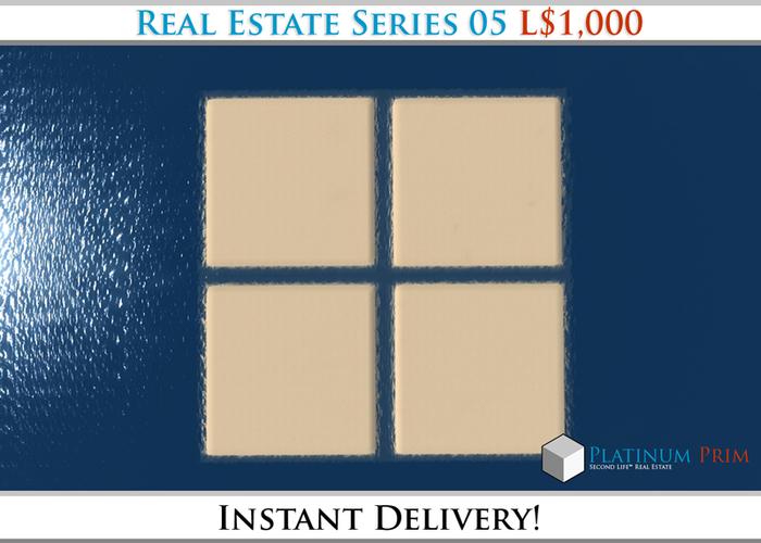 50% OFF SALE! RAW Terrain File: Real Estate Series