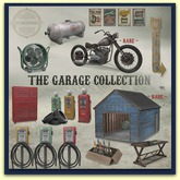 [Con.] The Garage Collection - Wood Poster 4
