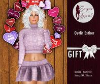 [EN] GIFT - Outfit Esther  { WEAR }