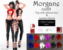 Continuum Morgane outfit