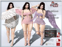 :: C.K Angeline Outift Wing Bento ::
