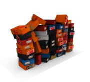 -David Heather-Sneaker Box Mess