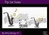 Tip Jar Saxo box