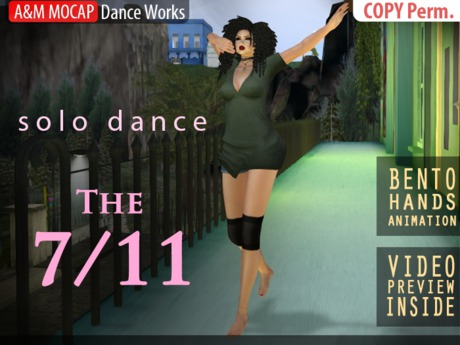 A&M: The 7/11 - solo dance (BENTO hands) :: #TAGS - Dance routine from Beyonce's 7/11 music video :: 7-11, Beyonce