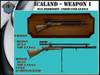 Icaland - Weapon 1