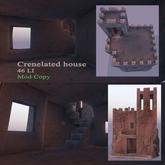 Crenelated house 46LI