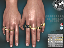 [Since1975] 13.Friday Rings & HUD