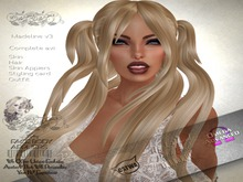 ::XOXO::MADY-SKIN-APPLIERS-AND-v3 MAKEOVER