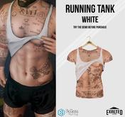 ExalteD - Running Tank {Signature & Belleza} White