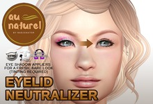 auNaturel // Eyelid Neutralizer - Mesh Heads