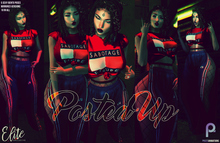 PHAZE - Posted Up Pose Pack