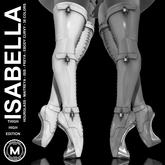 [MODA] ISABELLA BALLET BOOTS TH & HUD DEMOS
