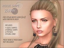 Atblue Shape - Zarah (Catwa Lilly, Maitreya)