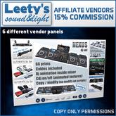 [LSL] Affiliate Vendors 15%