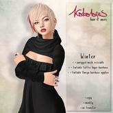 [KoKoLoReS] Hair - Winter ***HUD Naturals***