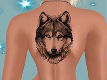 tattoo loups