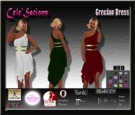 [CS] Grecian Toga Dress ( Belleza Maitreya Slink TMP EBody Ocacin Tonic )