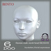 *6DOO* bento Human mesh head EKASI-02