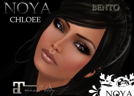 **NOYA** [PROMO] CHLOEE Bento Head & Maitr Appliers & Classic Avatar