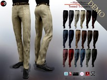 A&D Clothing - Pants -Hamilton-  DEMOs