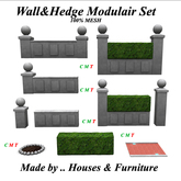 Wall & Hedge System