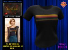 WW 13th Doctor T Shirt