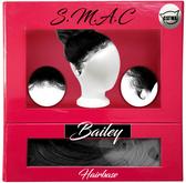 S.M.A.C Bailey  Hairbase (Black/White)