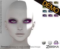 Zibska ~ Bennini Eyemakeup Demo [Lelutka/Catwa/Omega]