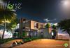 inVerse® MESH - Los Santos furnished contemporary modern house Hi-def