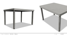taikou / metal table
