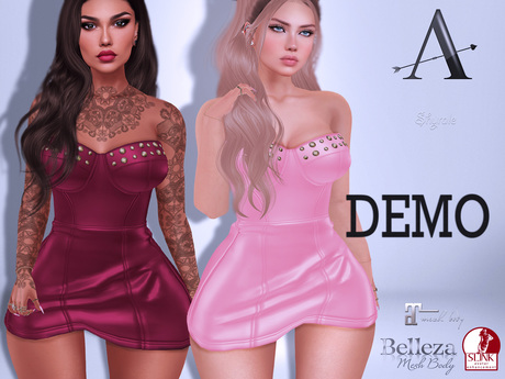 AdoreZ-Shyralei Dress DEMO*