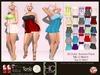 [HC] Macey Dress Fat Pack for SLink Belleza Maitreya Tonic & TMP