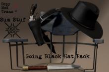 SUM STUF - Going Black Hat Pack