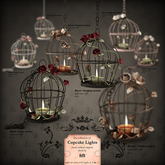 8f8 - Cupcake Light Collection