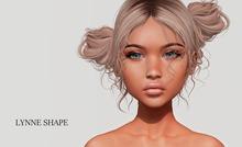 .QUENBY. - Lynne shape for Catwa Catya Bento mesh head