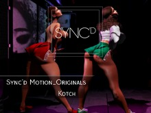 Sync'D Motion__Originals - Kotch Pack
