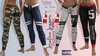 Joselina FATPACK Female Jogger Pants - MESH - Maitreya Lara, Slink Physique Hourglass, Belleza Isis Freya